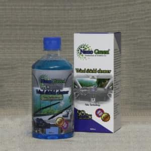مایع شیشه شوی خودرو Nano Green