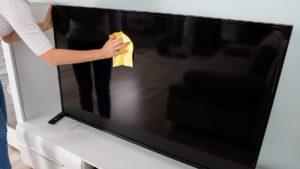 آموزش تمیز کردن صفحه نمایش